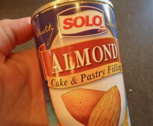 Solo almond filling