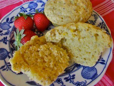 moist muffins